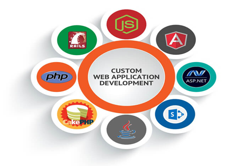 Custome Web Application